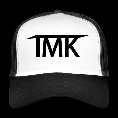 TMK LOGO joined - Trucker Cap