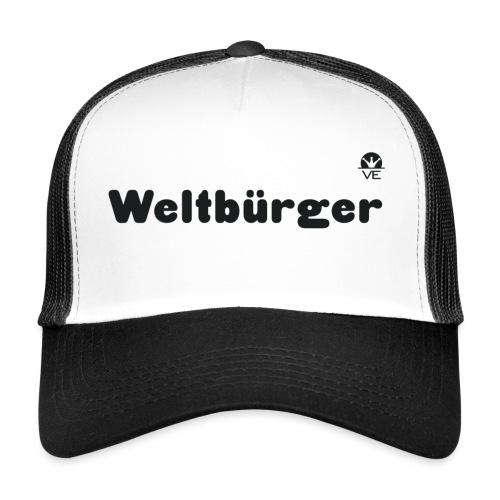 Weltbürger - Trucker Cap