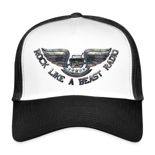 ROCK LIKE A BEASTLogo01 - Trucker Cap