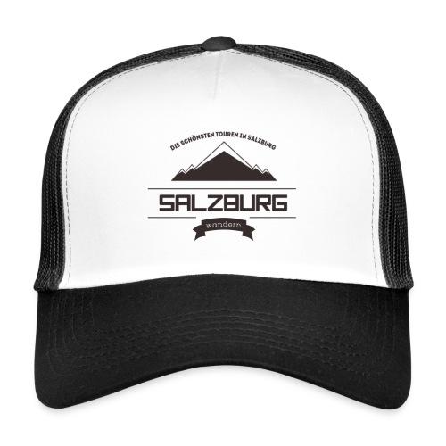 Salzburg-Wandern Logo - Trucker Cap