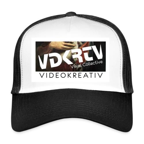 videokreativ_logo - Trucker Cap