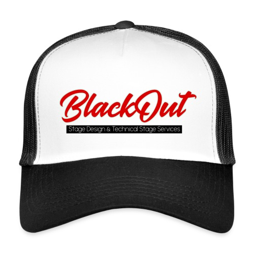 blackout - Trucker Cap