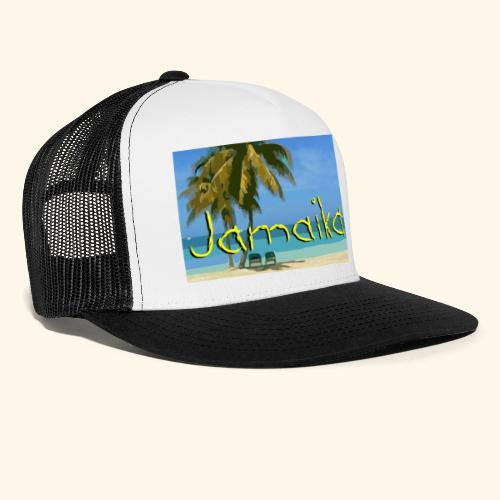 JAMAIKA - Trucker Cap