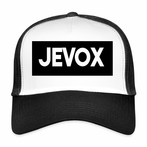 Jevox Black - Trucker Cap