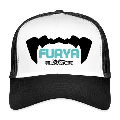 Logo Furya NOIR - Trucker Cap