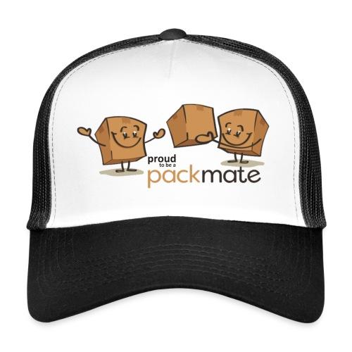 proud packmate - Trucker Cap
