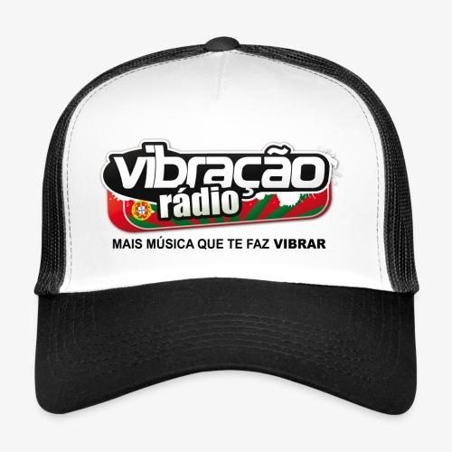 logo vibração png - Trucker Cap