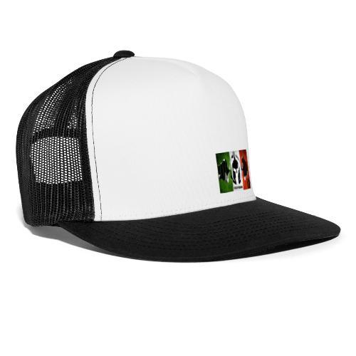 ItalianWarriors90-ItalianFlag - Trucker Cap