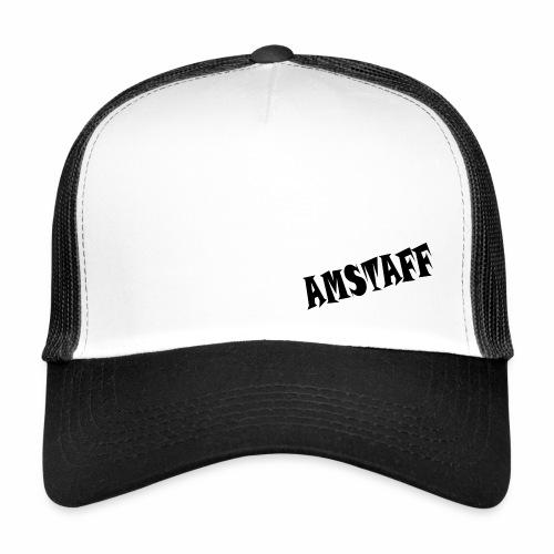 AMSTAFF1 - Trucker Cap