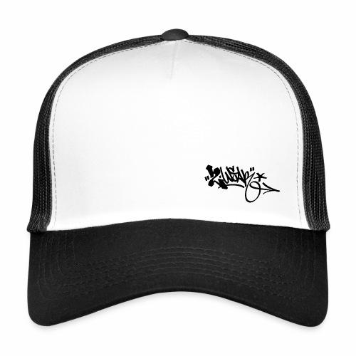 2wear Logo masters blk - Trucker Cap