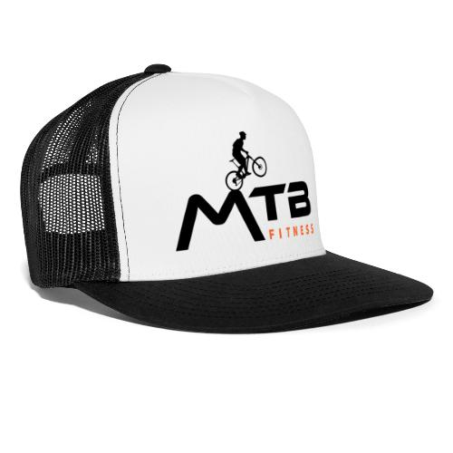 Subtle MTB Fitness - Black Logo - Trucker Cap