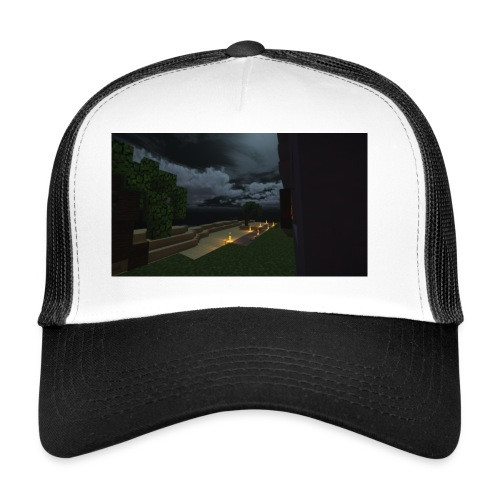 EagleIsland - Trucker Cap