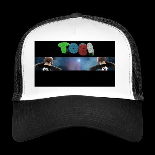 TobiZocker´s banner - Trucker Cap