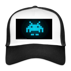 space invador - Trucker Cap