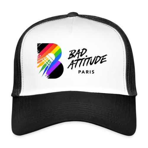 New Logo de BAd Attitude - Trucker Cap