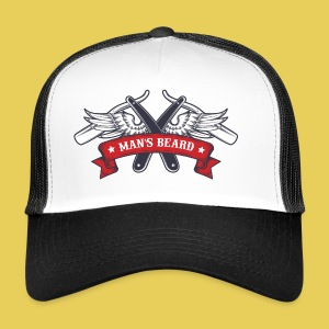 Angel Man's Beard - Trucker Cap