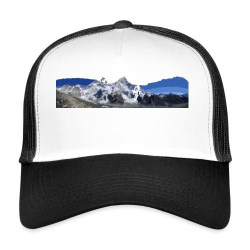 MOUNTAINS - Trucker Cap