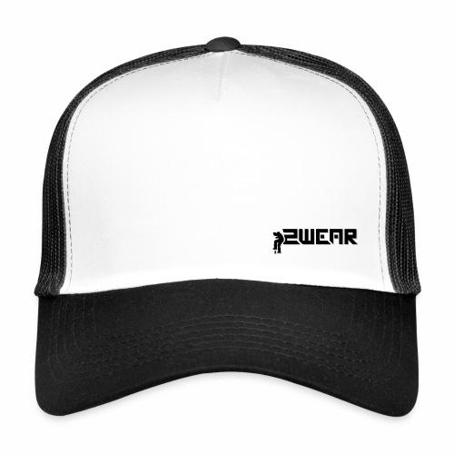 2wear org scrap style logo - Trucker Cap