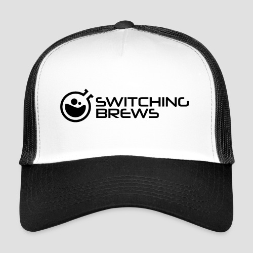 Switching Brews - Trucker Cap