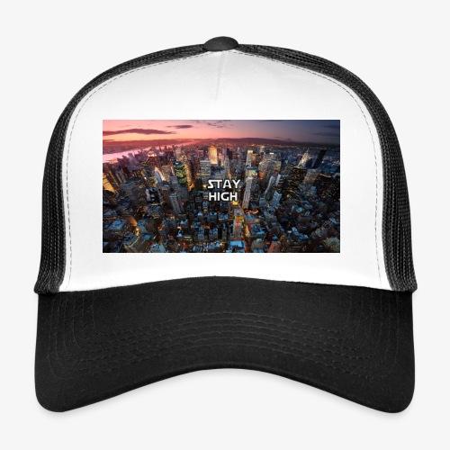 cover - Trucker Cap