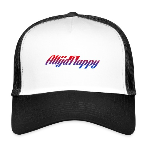 T-shirt AltijdFlappy - Trucker Cap