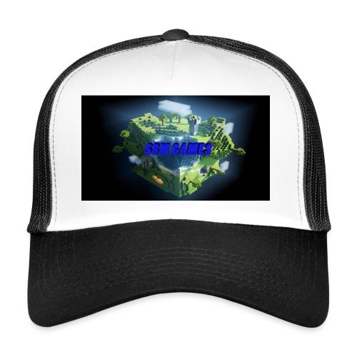 T-shirt SBM games - Trucker Cap