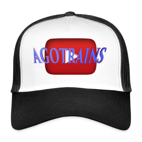 AGOTRAINS - Trucker Cap