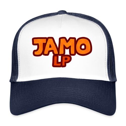 JAMOLP Logo T-shirt - Trucker Cap
