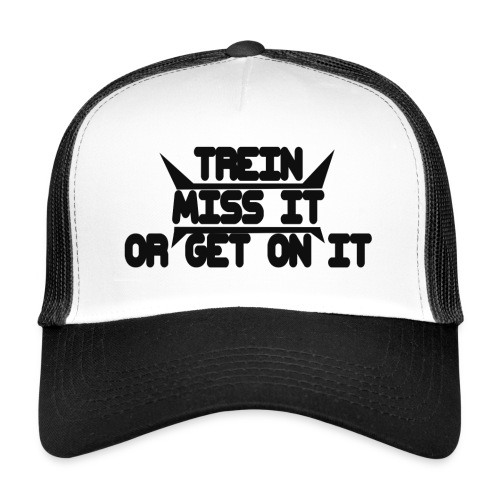 MISS-HIT - Trucker Cap