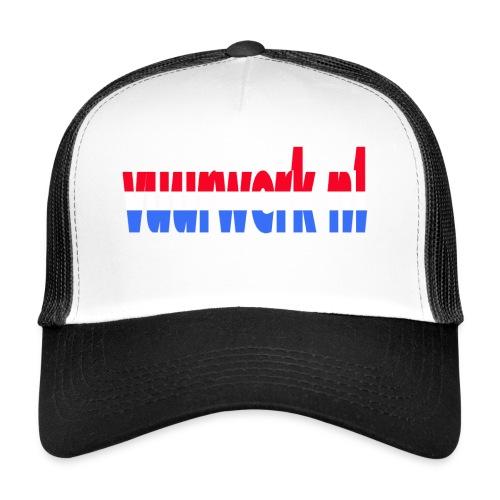 vuurwerk nl fan kleding - Trucker Cap