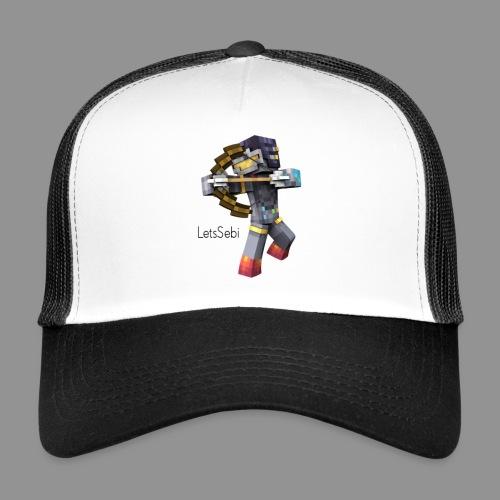 LetsSebi Bogen - Trucker Cap