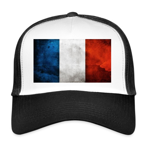France Flag - Trucker Cap