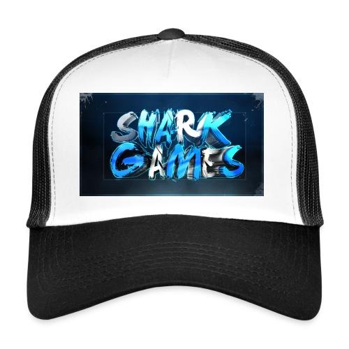 SharkGames - Trucker Cap