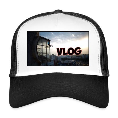 Vlog - Trucker Cap