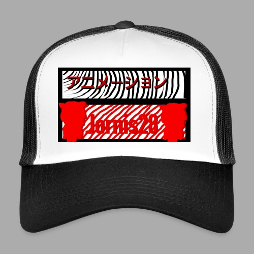 Jornis28_Animation - Trucker Cap