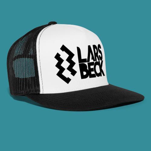 Logo Black - Trucker Cap