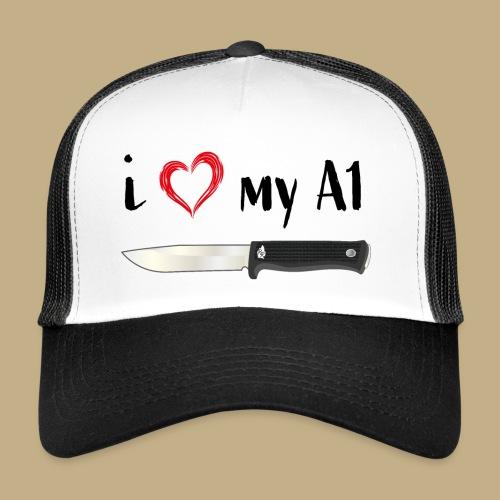 I Love My A1 - Trucker Cap