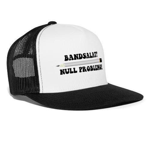 Bleistift Bandsalat Null Problemo 1 - Trucker Cap