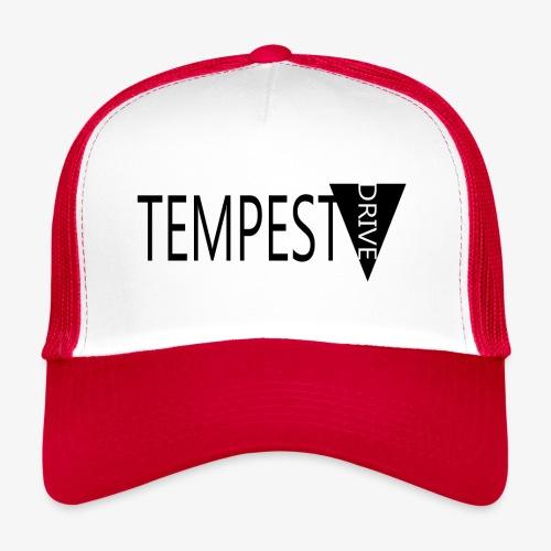 Tempest Drive: Full Logo - Trucker Cap