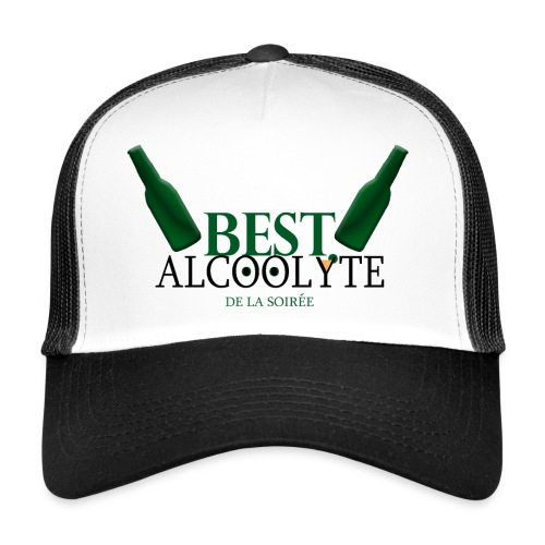 Alcoolyte ! - Trucker Cap