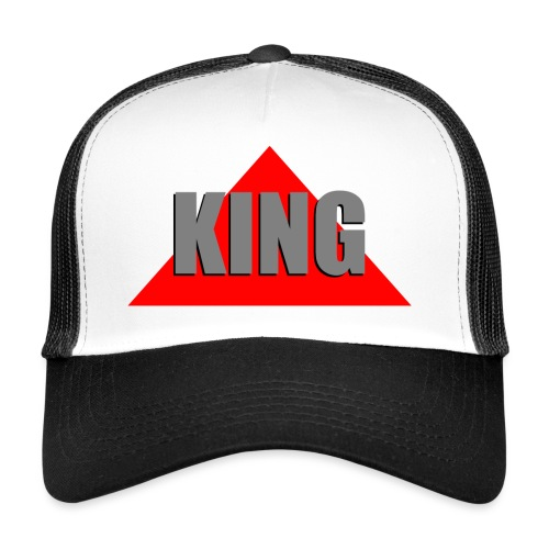 King, by SBDesigns - Trucker Cap