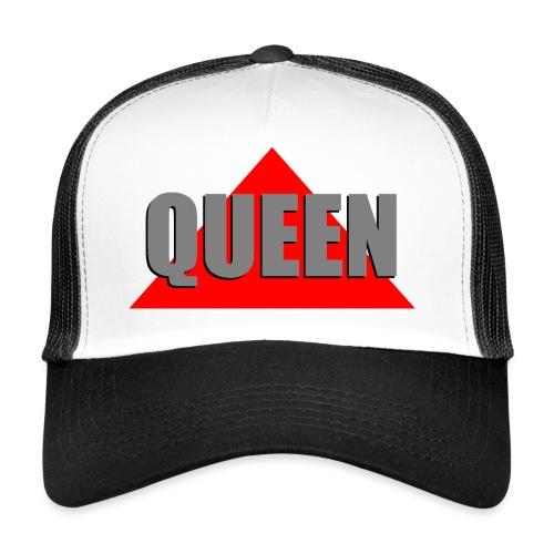 Queen, by SBDesigns - Trucker Cap