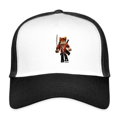 Alexhill2233 Minecraft - Trucker Cap
