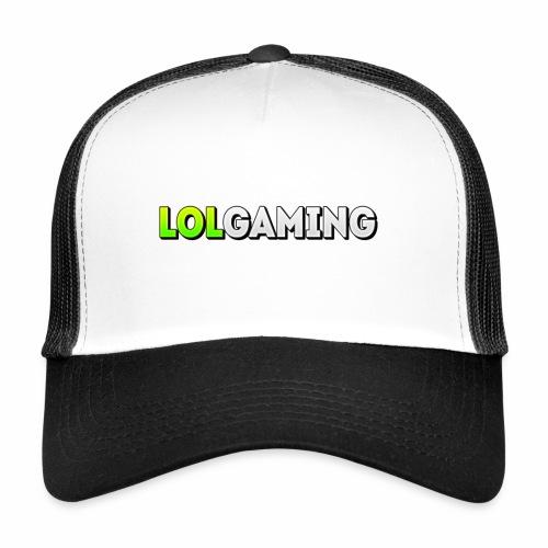 LolGaming - Trucker Cap