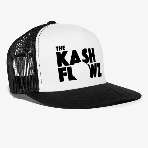 The Kash Flowz Official Black - Trucker Cap