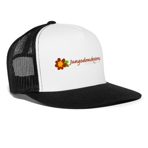 JD logo - Trucker Cap