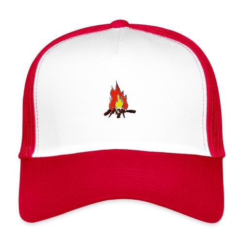Fire color fuoco - Trucker Cap
