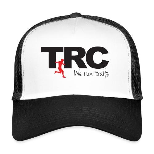 Trailman Running Club Cotton Shirts - Trucker Cap