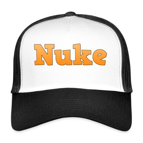 Nuke - Trucker Cap