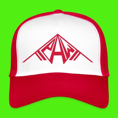 PAW Logo - Trucker Cap
